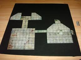 Dungeons And Dragons Tiles Sets by Portable Dungeon Tile Playing Surface Www Newbie Dm Com