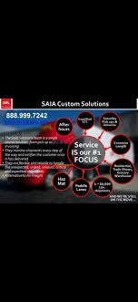 100 Saia Trucking Tracking Nick Florin North American Market Specialist Inc LinkedIn