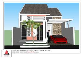 100 House Architecture Design Jasa Desain Arsitek Indonesia Roof House 1600