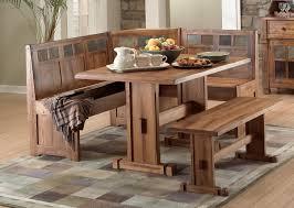 Corner Kitchen Table Set With Storage backsplash kitchen tables with bench dining room tables a bench