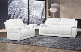 canapes cuir blanc canape cuir blanc pas cher lareduc com