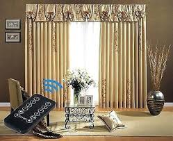 remote control curtains teawing co