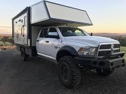 100 Custom Truck Camper 2012 Ram 5500 Earthroamer With A Good Diesel