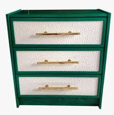 Ikea Trysil Dresser Hack by Ikea Hack Faux Ostrich Covered Rast Check This One Out Smc I