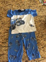100 Monster Truck Pajamas Find More No Tag I Am Thinking 24 Months Has Some Piling And A Mark