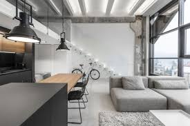 100 Minimalist Loft Design Welcoming Apartment In A Reconstructed Industrial Building