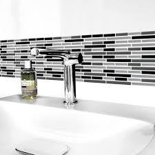 mosaik selbst kleber fliesen backsplash wand aufkleber vinyl badezimmer küche home decor diy
