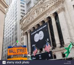Tile Shop Holdings Ipo by The New York Stock Exchange Is Decorated For The First Day Of