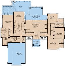 104 Contemporary Modern Floor Plans Nelson Design Group House Plan 5246 Manson Manor Ii House Plan