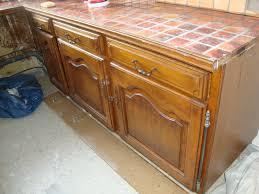 meuble plan de travail cuisine renovation plan de travail et meuble de cuisine