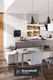 nobilia küche laser weiß betonoptik griffleiste