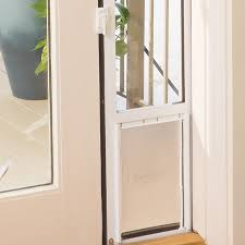 Petsafe Freedom Patio Panel Pet Door by Patio Panel Replacement Rotary Lock By Petsafe Grp Pprrl In