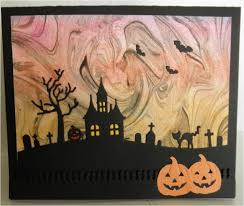 162 Best Halloween Inspiration Images by 162 Best Cards Halloween Images On Pinterest Diy Fall And Cards