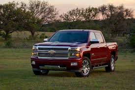 100 Concept Trucks 2014 Silverado Adds Rugged Luxury With New High Country