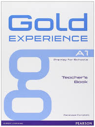 Pearson Exam Copy Book Bag by Gold Experience A1 Tb Question Vocabulary
