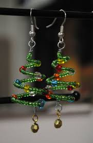 Best 25+ Christmas Earrings Ideas On Pinterest | Diy Christmas ... How To Make Pearl Bridal Necklace With Silk Thread Jhumkas Quiled Paper Jhumka Indian Earrings Diy 36 Fun Jewelry Ideas Projects For Teens To Make Pearls Designer Jewellery Simple Yet Elegant Saree Kuchu Design At Home How Designer Earrings Home Simple And Double Coloured 3 Step Jhumkas In A Very Easy Silk Earring Bridal Art Creativity 128 Jhumka Multi Coloured Pom Poms Earring Making Jewellery Owl Holder Diy Frame With