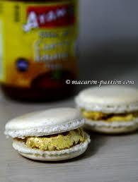 macaron pâte de curry jaune macaron recettes formation cours
