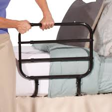 Elderly Bed Rails by Able Life Bedside Extend A Rail Adjustable Length Home Bed