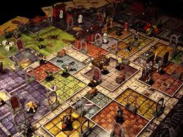 1012269 Dungeons And Dragons Board Game