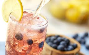 Moscato Citrus Berry Cocktail Lunch & Dinner Menu