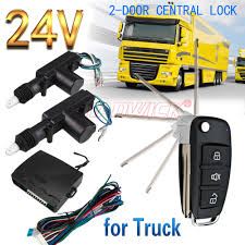 100 Truck Central 23 FLIP KEY 24V Universal For Truck Remote Control Vehicle Keyless