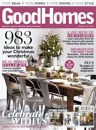 100 Magazine Houses Good Homes Subscription 12 Issues Ideal Home Show Shop