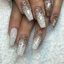 The 25 best Glitter nail designs ideas on Pinterest