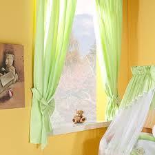 chambre enfant vert rideau chambre d enfant vert avec embrasse nœud l jurassien
