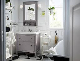 badezimmer serie hemnes ikea spiegel mirror ikea
