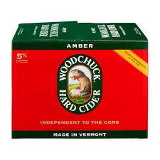 Woodchuck Pumpkin Cider Alcohol Content by Woodchuck Amber Hard Cider 12 Pack 12 Fl Oz Walmart Com