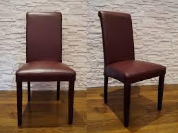 echtleder stühle esszimmer echt leder stuhl lederstühle