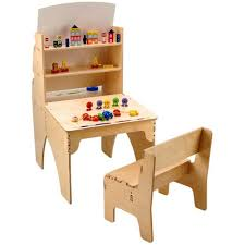 Toddler Easels U0026 Art Desks by Anatex Art Easel And Kids Desk Combo With Bench Educational Toys