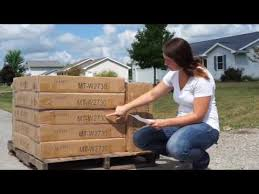 Lily Ann Cabinets Complaints by Lily Ann Cabinets Curbside Delivery Youtube