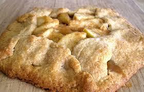 Rustic Pear Tart Recipe