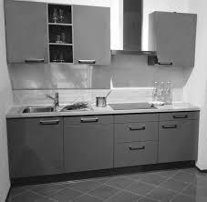 einbauküche mankaflash 20 in anthrazit küchenzeile küche 240 cm mit e geräte
