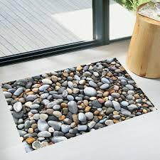 50x70cm boden aufkleber 3d stein wand küche badezimmer pvc