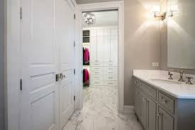 closet designs for bathroom image of bathroom and closet