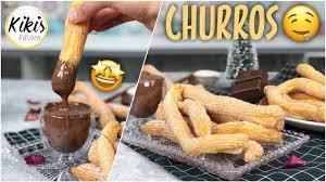 wie auf dem weihnachtsmarkt churros mit nutella oder zimtzucker spekulatiusgewürz