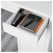 Micke Desk With Integrated Storage Assembly Instructions by Micke Desk White 105x50 Cm Ikea
