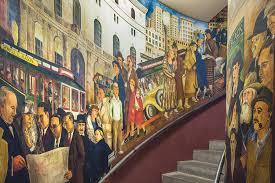 Coit Tower Murals Controversy by Telegraph Totem Archpaper Com