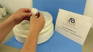 Dresser Couplings Style 38 by High Temperature Knit Fiberglass Gasket Seal And Insulating Tapes