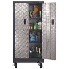 Gladiator Wall Cabinet Height by Shop Gladiator Premier Tall Gearbox 30 In W X 65 25 In H X 18 In D