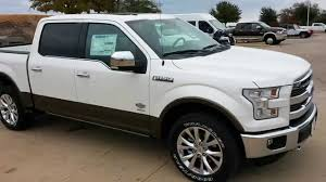 First All New 2015 Ford F150 King Ranch 4x4 - YouTube