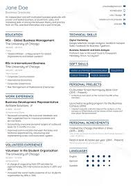 Resume Templates For 2018 Approved By Recruiters And Employers On Novoresume Following There Are Some Examples Of How The Final Look