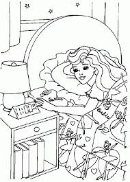 2014 Goodnight Kids Coloring Pages