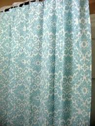 Chevron Print Shower Curtains by Chevron Pattern Teal Shower Curtain For The Home Pinterest