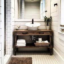 27 Fabulous Modern Farmhouse Bathroom Vanity Ideas - Roomaniac.com White Bathroom Vanity Ideas 25933794 Musicments Small Bathroom Vanity Ideas Corner 40 For Your Next Remodel Photos Double Sink Industrial Style Alinium Home Design Makeup With Drawers Diy Perfect For Repurposers In Make Own 30 Best About Rustic Vanities Youll Love 15 Amazing Jessica Paster Purposeful And Fashionable Contemporary 60 With Station Roundecor 19 Stylish Farmhouse Getting You All Set