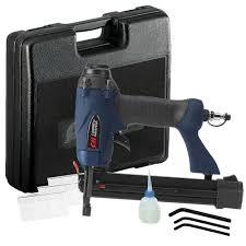 Central Pneumatic Floor Nailer User Manual by Campbell Hausfeld 2 In 1 Brad Nailer Stapler Chn10499av The Home