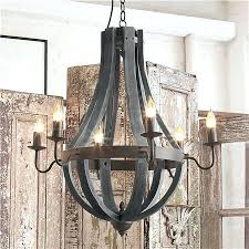 Perfect Rustic Iron Chandelier 15 On Home Designing Inspiration With Outdoor Barnwood Diy