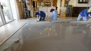 Wood Floor Leveling Contractors by Super Flat Concrete Leveling With The Dustram System 1 16
